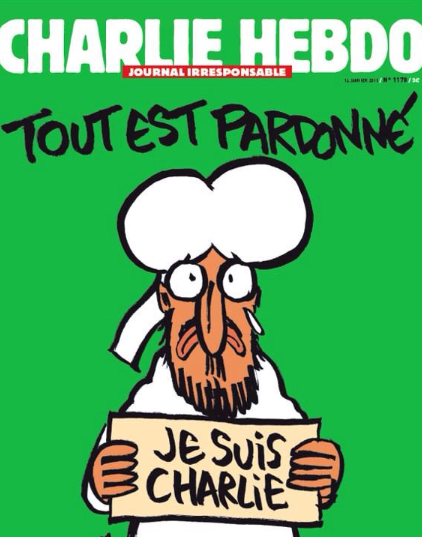 "The Sad State of Affairs When Charlie Hebdo Represents Western ""Freedoms"""